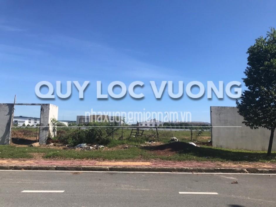 Bán đất trống trong KCN Nam Tân Uyên Mở Rộng diện tích 100.000m2 giá tốt