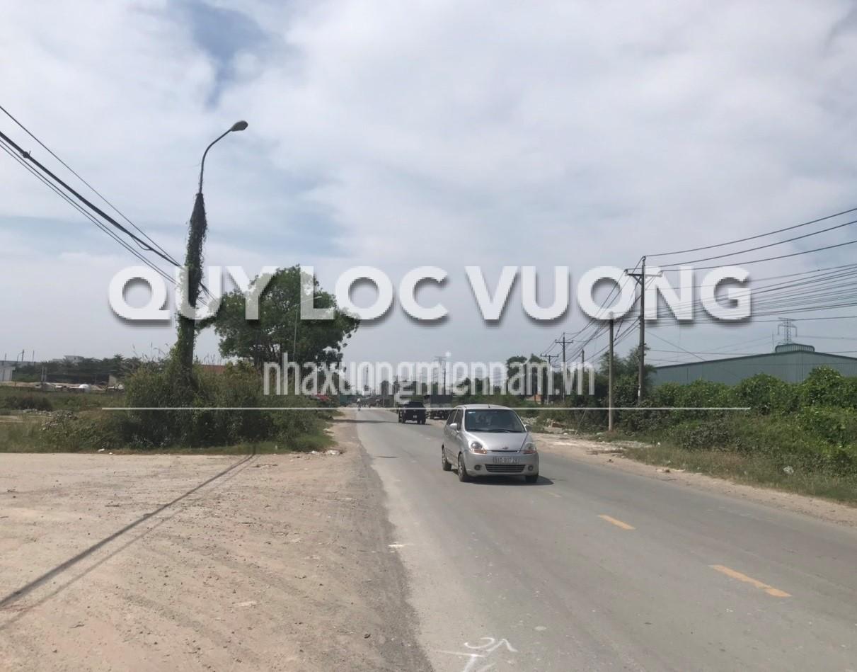 Bán 10.273m2 đất trống trong KCN Nam Tân Uyên Bình Dương giá rẻ