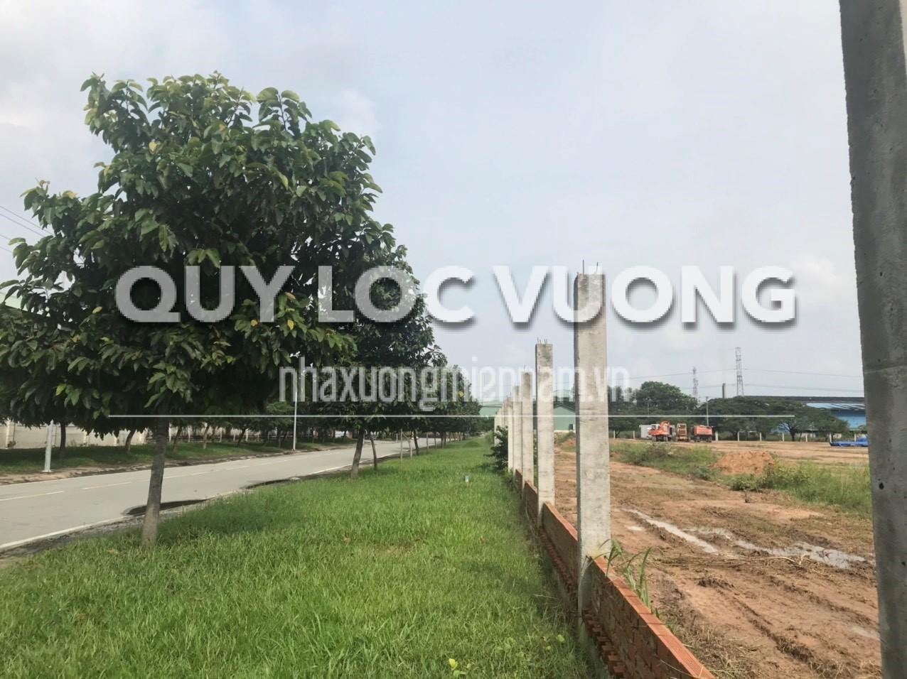 Bán đất trống trong KCN Nam Tân Uyên Bình Dương diện tích 36.000m2