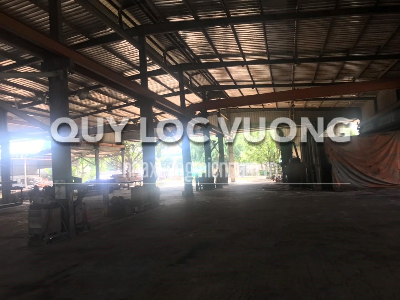Bán nhà xưởng sản xuất phường Tân Hiệp thị xã Tân Uyên, khuôn viên 4.800m2