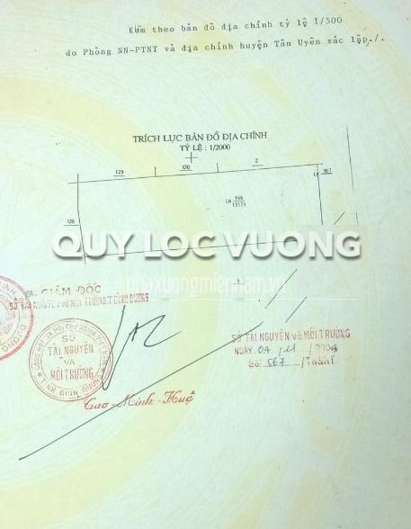Bán xưởng lắp ráp máy phát điện phường Khánh Bình thị xã Tân Uyên, 12.800m2