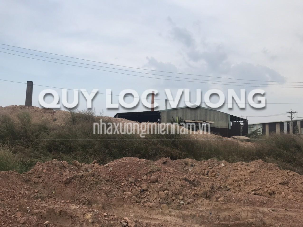 Cho thuê đất trống gần cảng Thạnh Phước thị xã Tân Uyên rộng 5.000m2