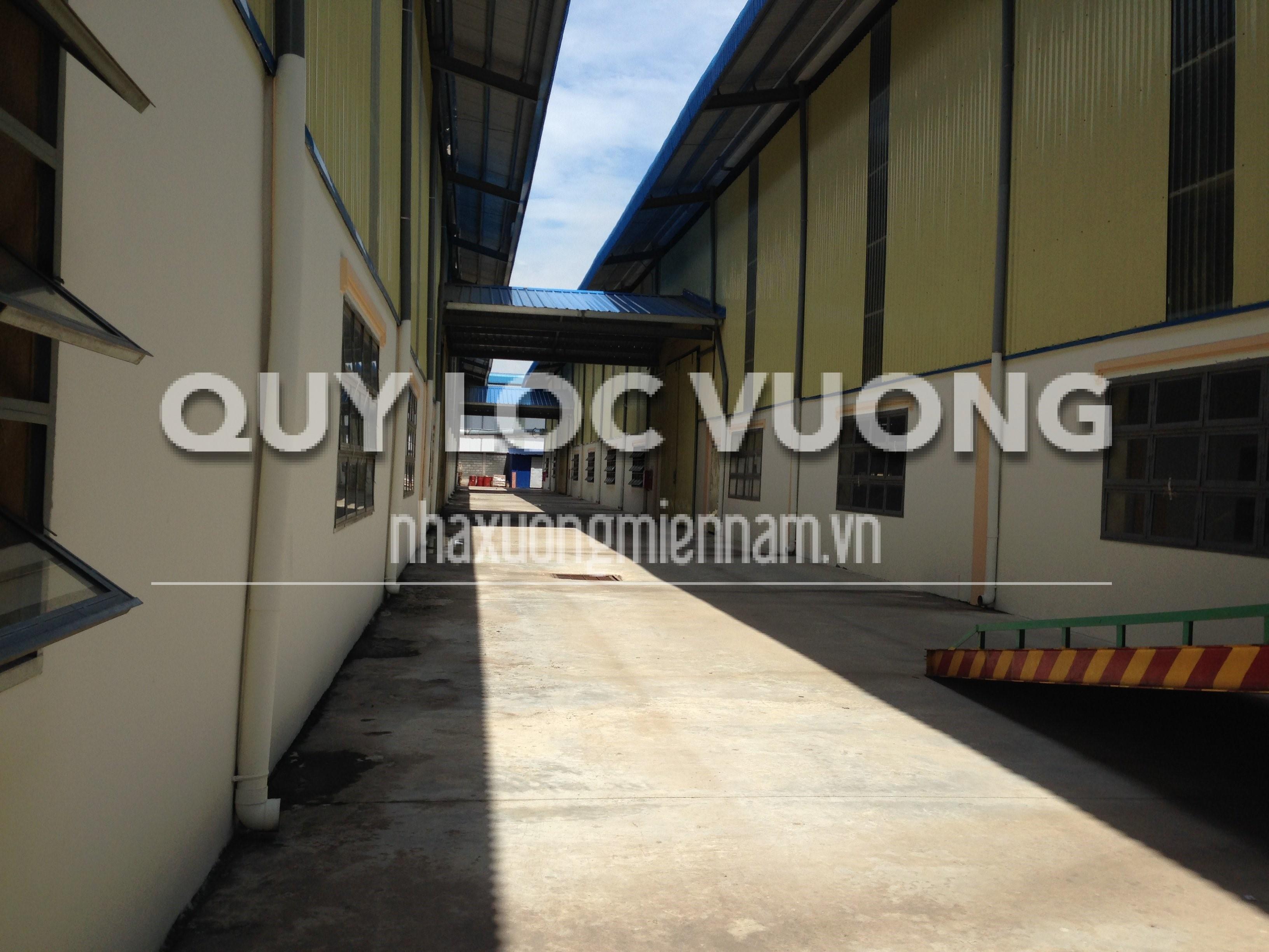 Cho thuê xưởng trong KCN Nam Tân Uyên mở rộng thị xã Tân Uyên, 20.000m2