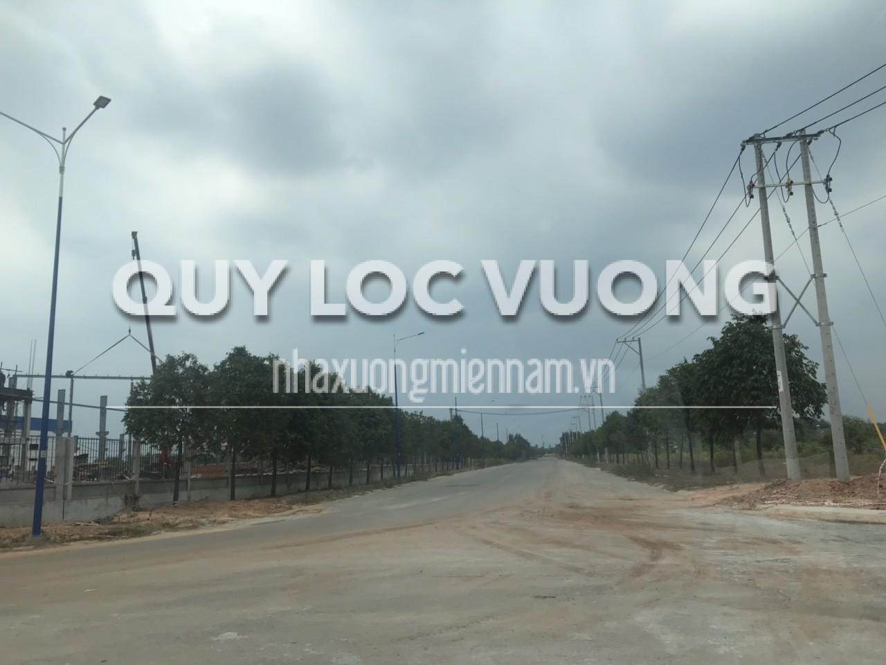 Bán 3 lô đất trống trong KCN Bàu Xéo huyện Trảng Bom diện tích đa dạng