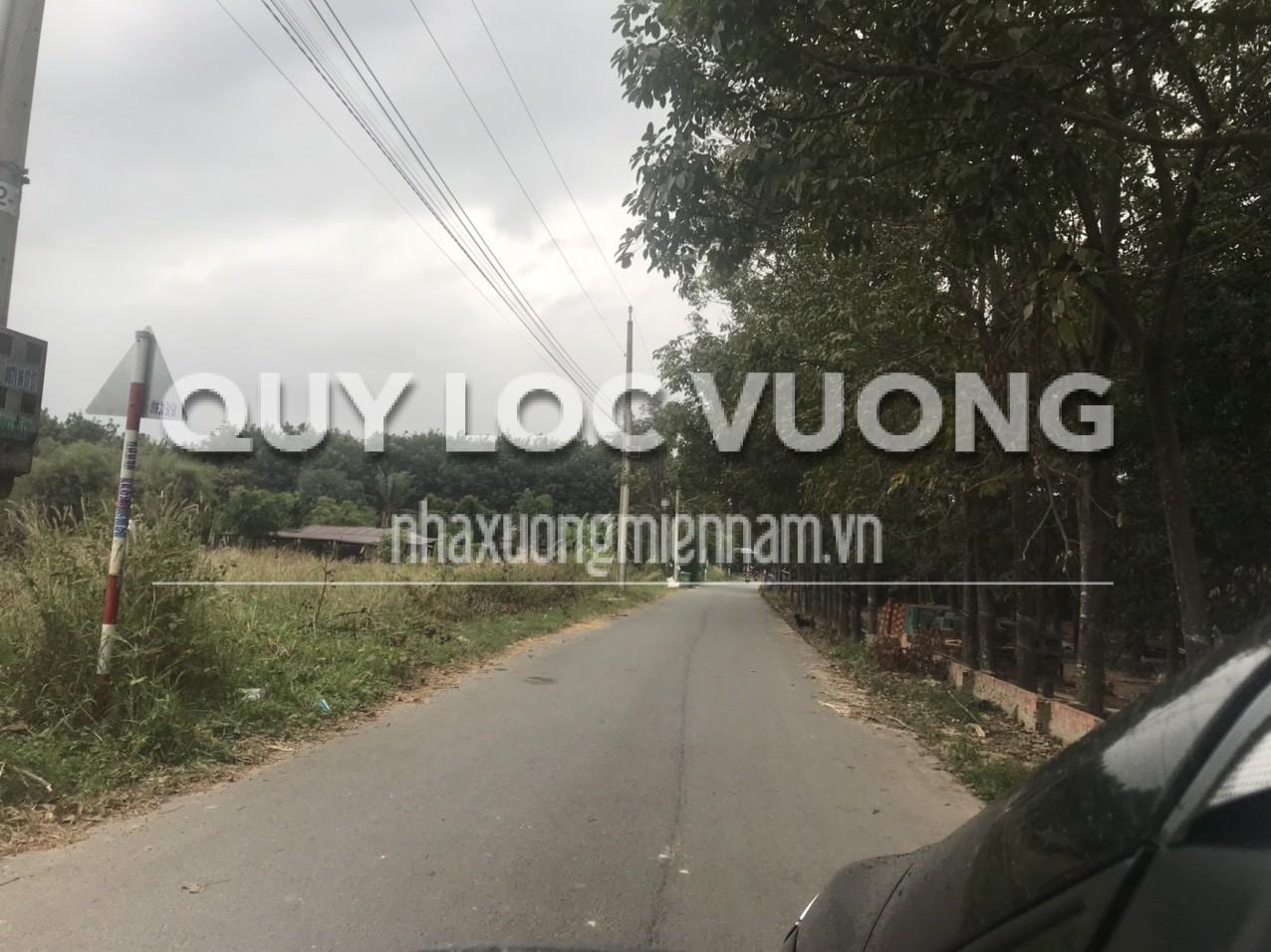 Bán 16.000m2 đất trống phường Khánh Bình thị xã Tân Uyên Bình Dương