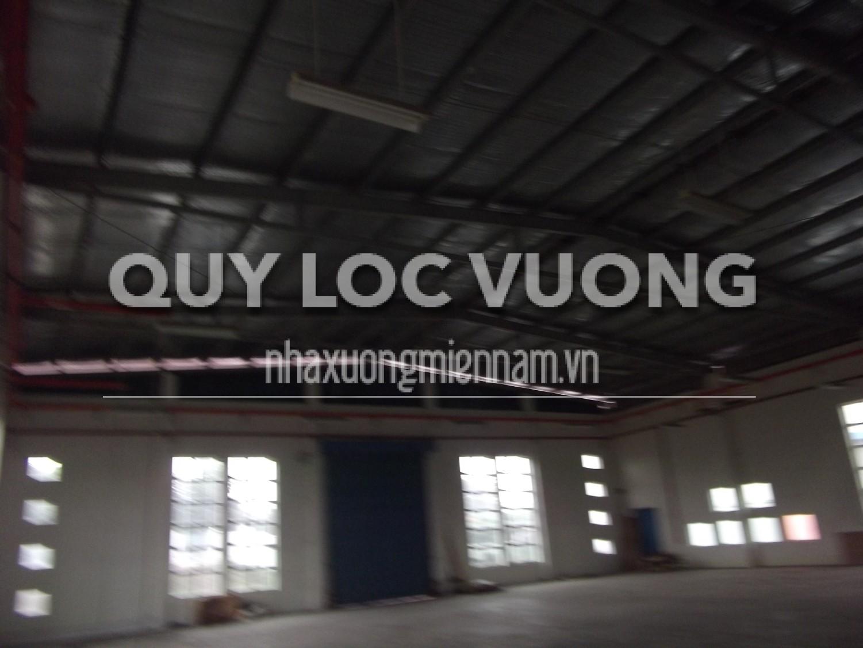 Bán nhà xưởng trong KCN Sóng Thần 3 Bình Dương khuôn viên 10.000m2