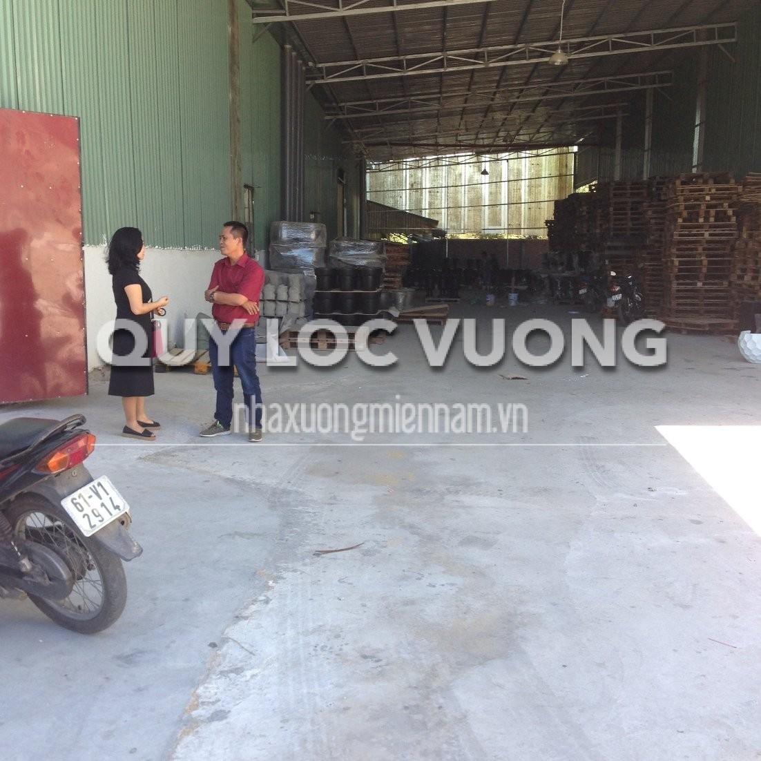 Bán nhà xưởng phường Hội Nghĩa thị xã Tân Uyên khuôn viên 27.000m2