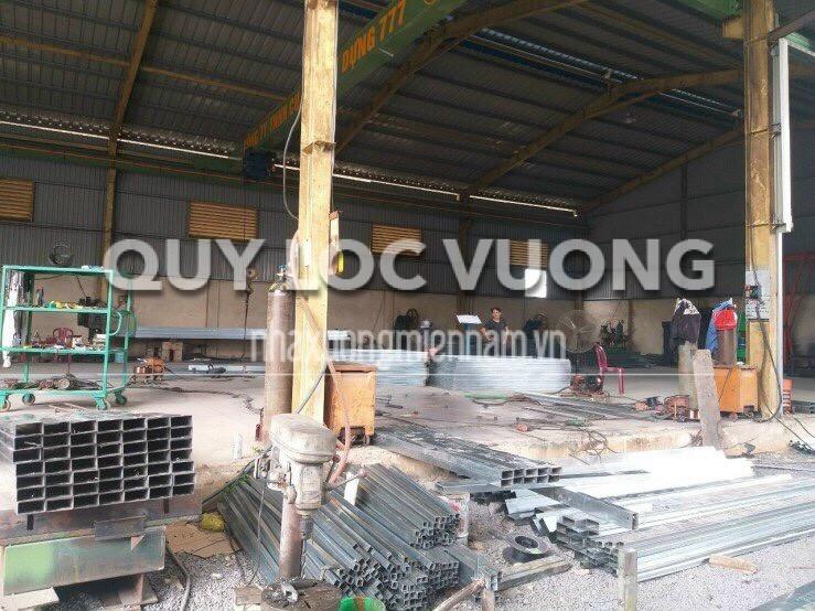 Cho thuê 600m2 xưởng phường Long Bình Tân Biên Hòa Đồng Nai giá rẻ