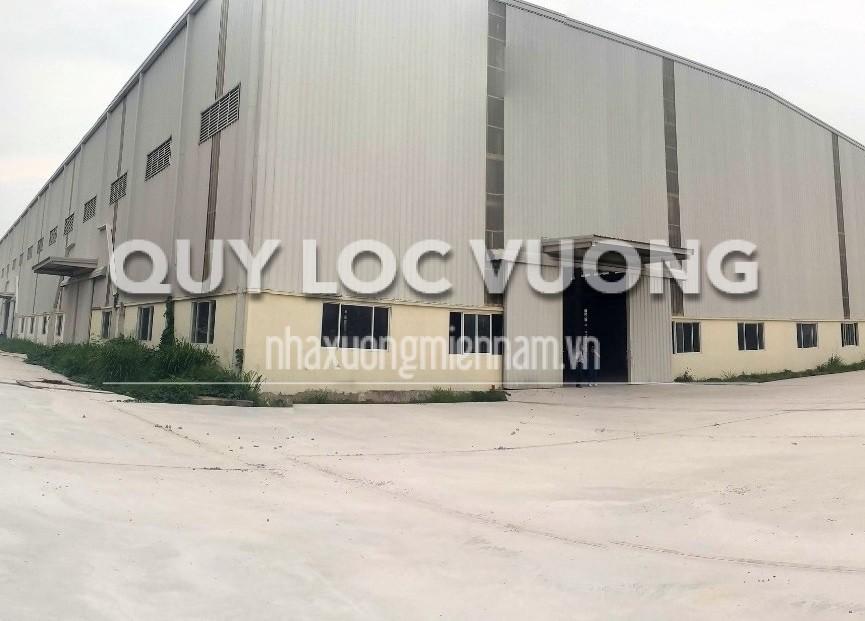 Cho thuê xưởng khu vực phường Khánh Bình thị xã Tân Uyên rộng 60.000m2