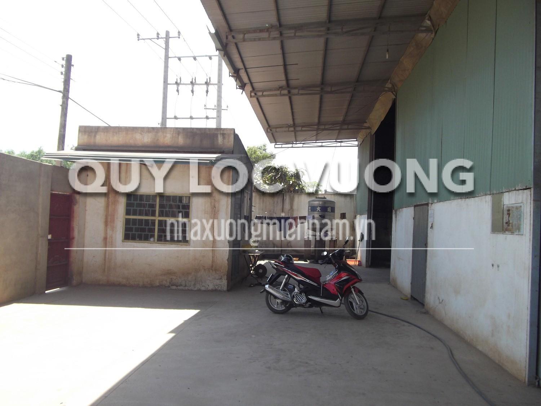 Cho thuê xưởng mặt tiền đường QL51 xã Tam An huyện Long Thành giá rẻ