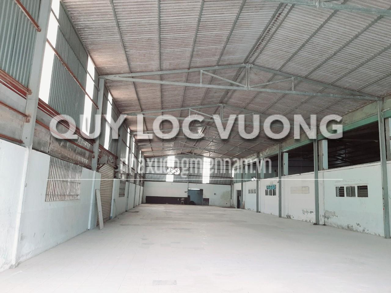 Cho thuê xưởng may mặc phường An Phú thành phố Thuận An rộng 2.340m2