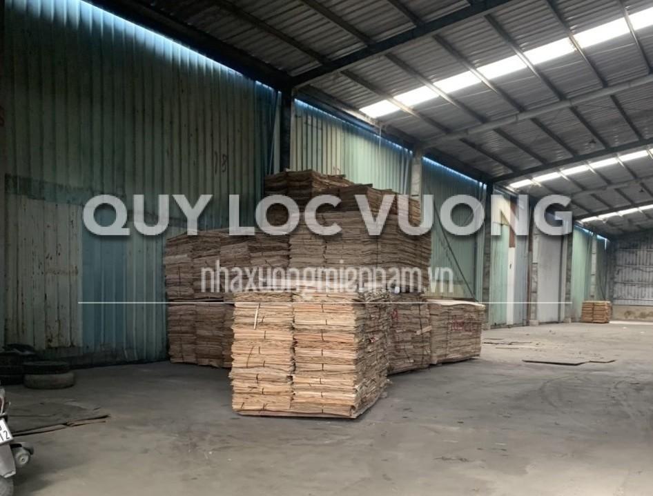 Cho thuê xưởng sản xuất rộng 1.200m2 trong KCN Biên Hòa 1 Đồng Nai