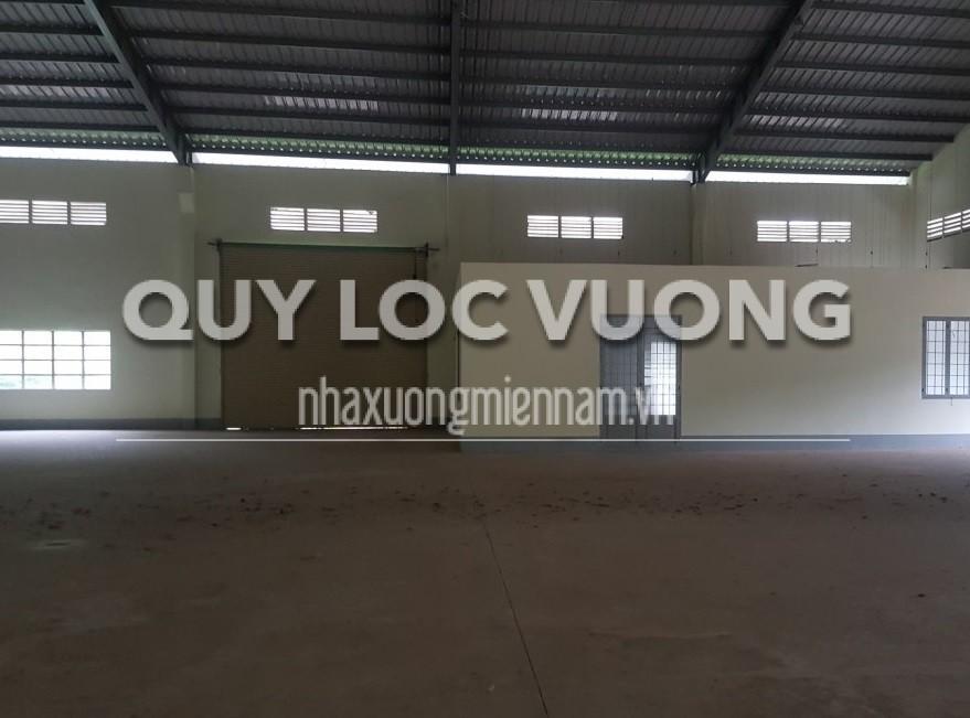 Bán nhà xưởng ở ấp 1A xã Phước Hòa huyện Phú Giáo Bình Dương, 9.000m2
