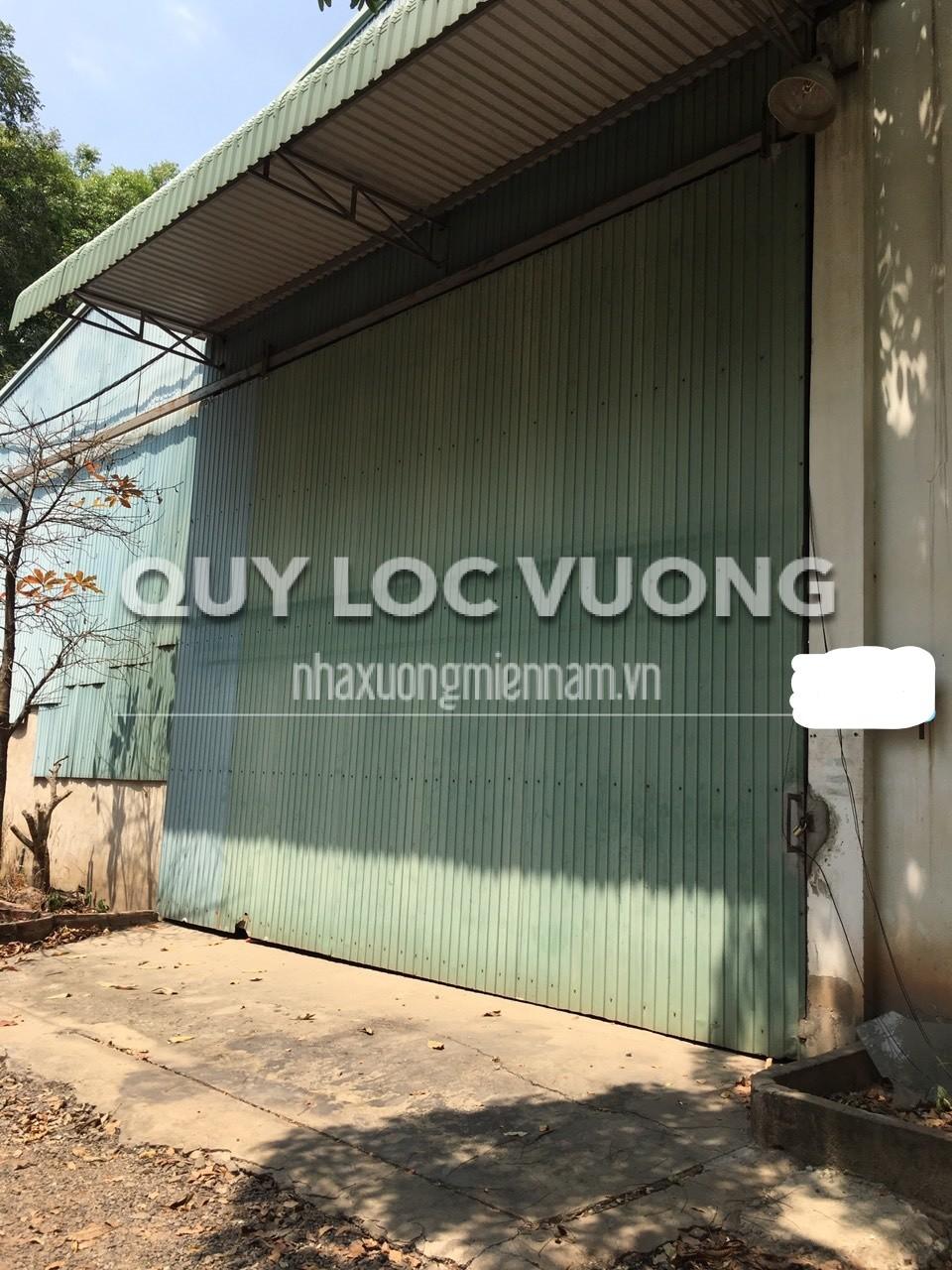 Cho thuê nhà xưởng khu vực phường Phước Tân Biên Hòa Đồng Nai, 2.000m2