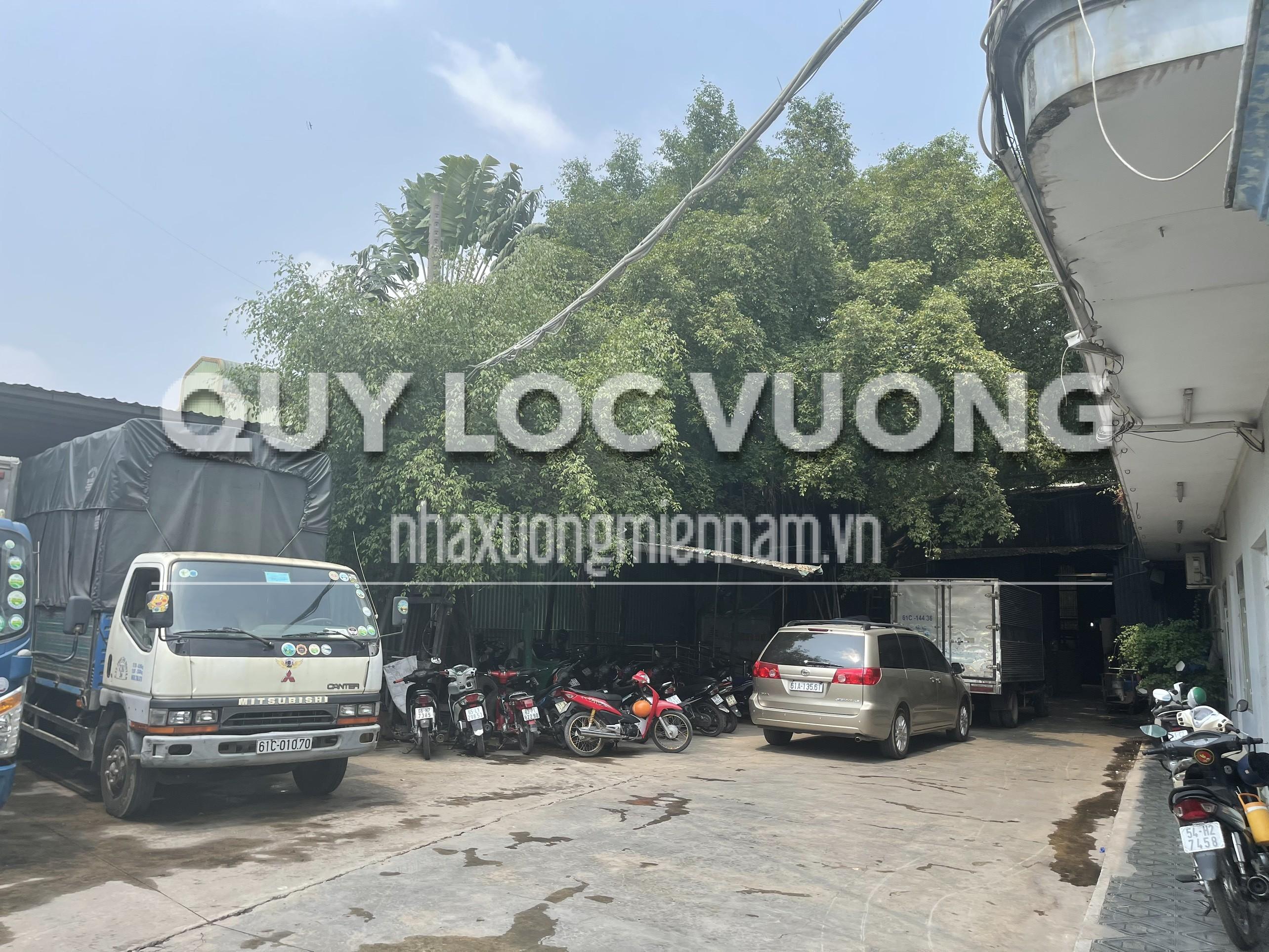 Bán xưởng khu vực Bình Phú phường Bình Chuẩn Thuận An, BD, 4.291m2