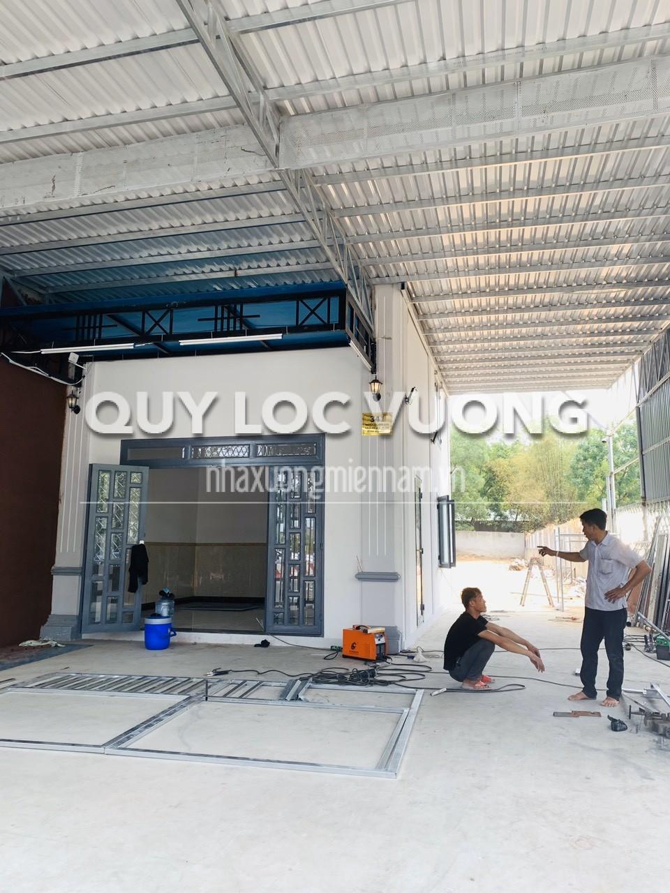 Cho thuê xưởng phường Phú Hòa thành phố Thủ Dầu Một Bình Dương, 700m2